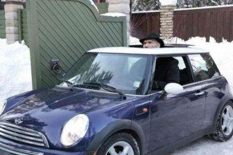 Funny Car-Themed Photos