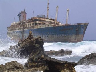 Wrecked Ships