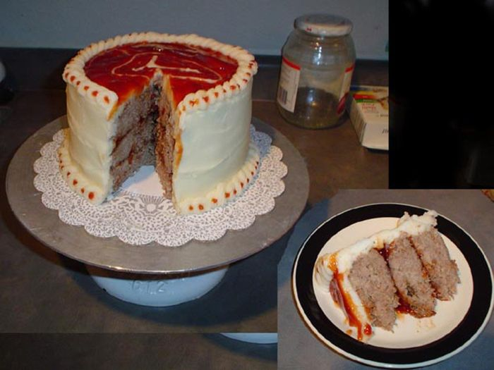 Meat Cake