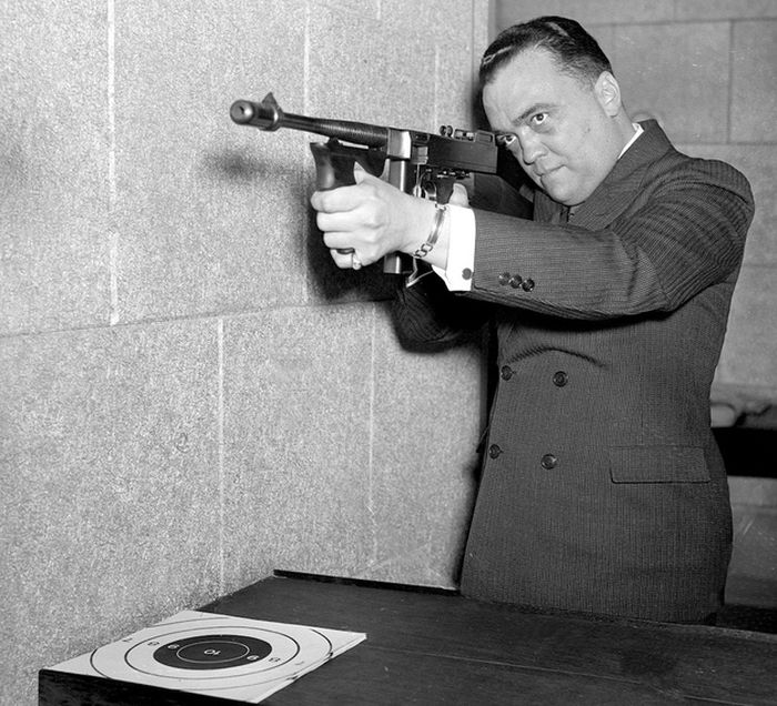 fbi in the 30s and 40s others