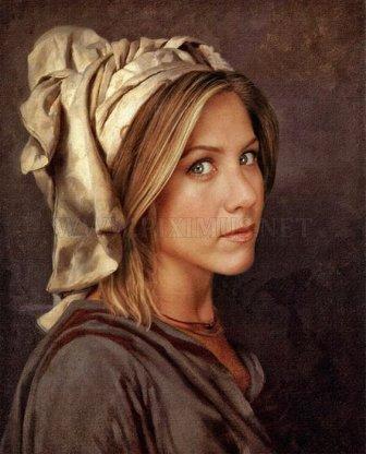 Modern Celebrities at the Renaissance Era