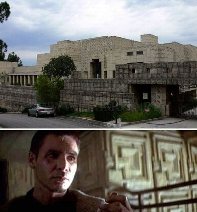Houses Used in Movies