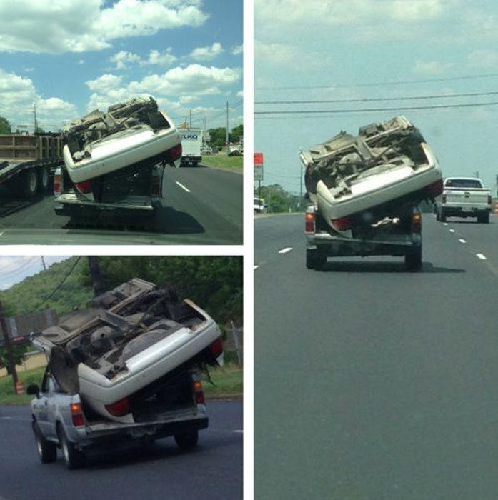 Strange Transportation