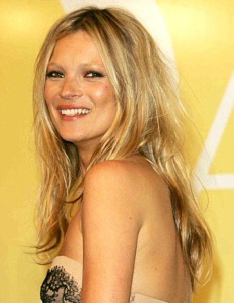 Kate Moss Aging Timeline