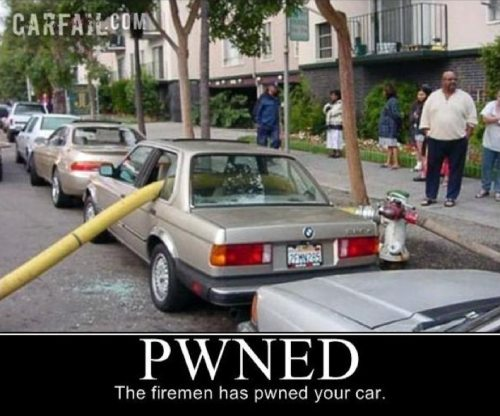 Car revenge, part 2