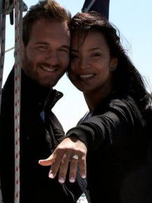 Nick Vujicic Is Now Father