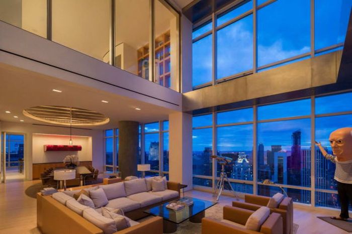 An Apartment That Costs $115,000,000!, part 115000000