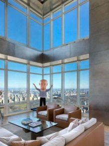 An Apartment That Costs $115,000,000!