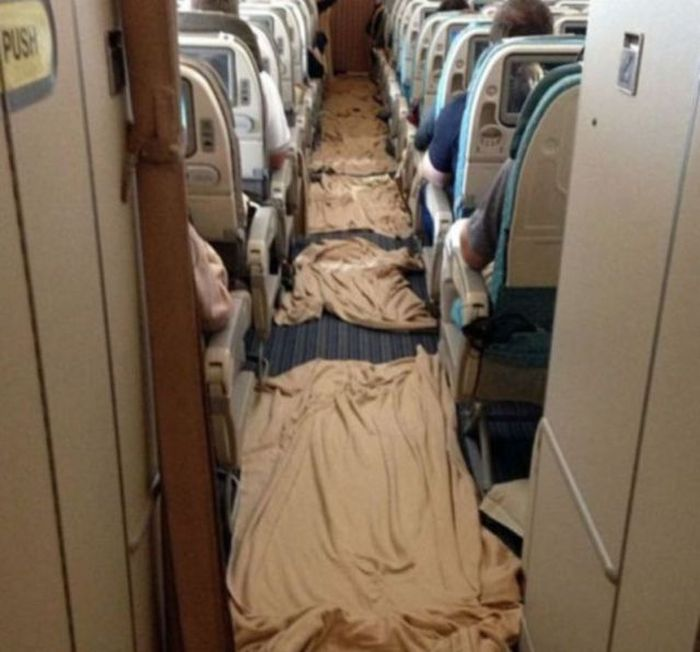 Mess Caused by Turbulence