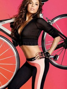 Sexy Girls on Bicycles