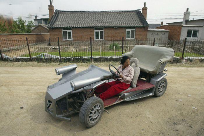 Strange Cars