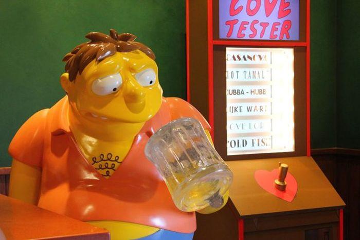 Simpsons Heaven in Orlando