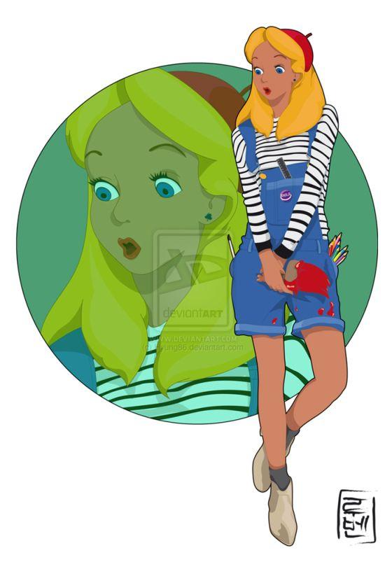 Cartoon Characters Today