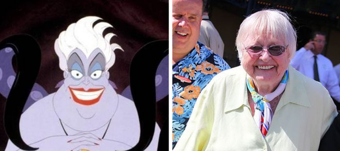 The Voices Of Disney Characters in Real Life