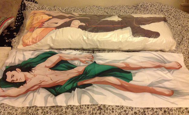 Body Pillows