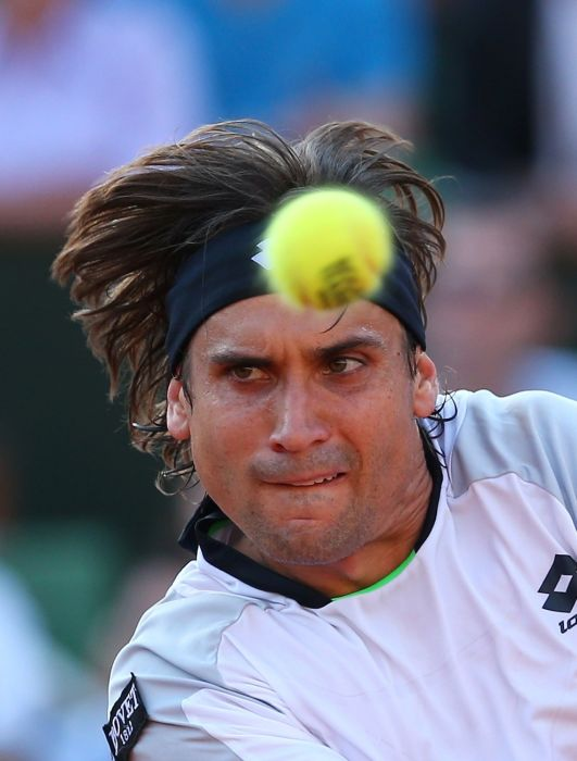 Tennis Faces