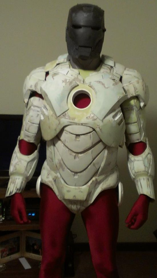 Awesome Iron Man Suit