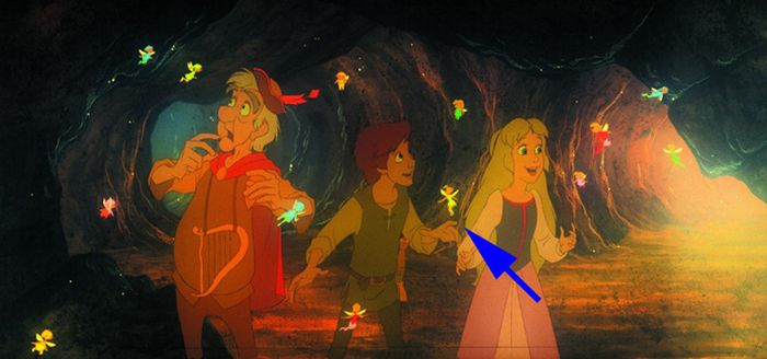 Hidden Gems from Disney Movies