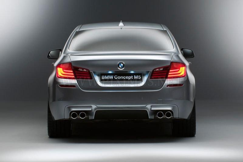 BMW M5 new concept