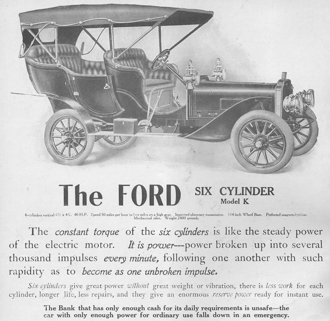 Ford K