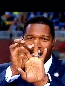 Athletes with Deformed Fingers