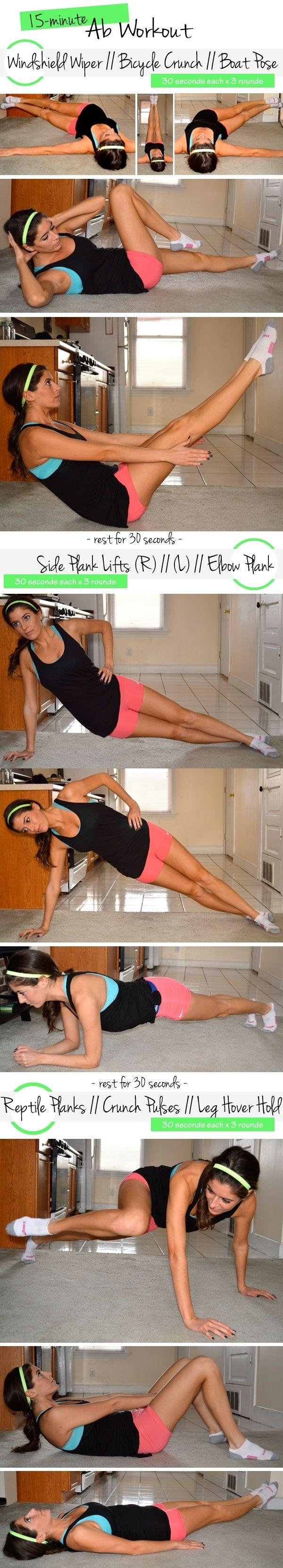 Workout Diagrams
