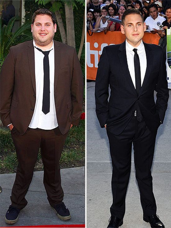 Jonah Hill Then and Now