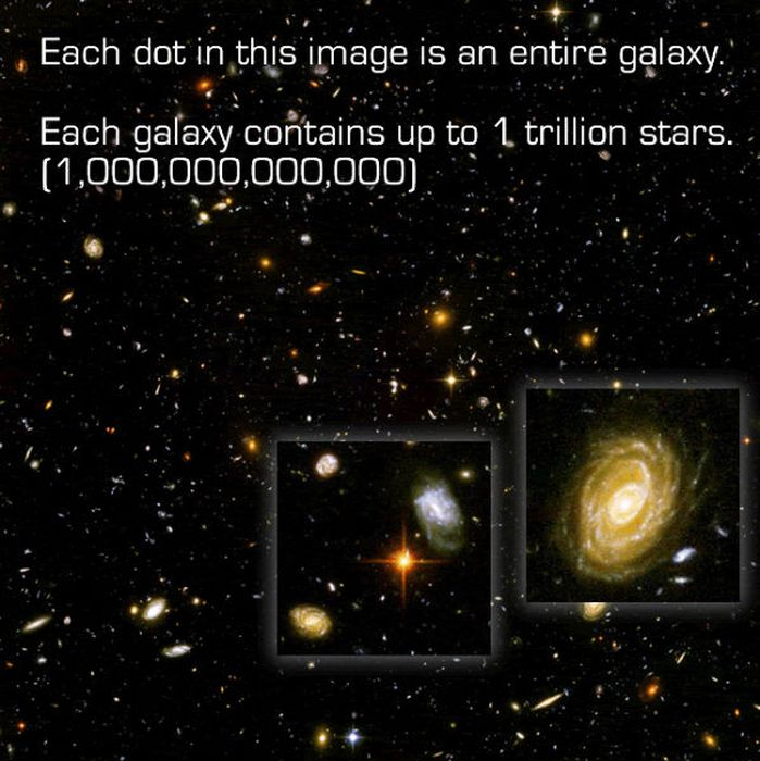 Illustrated Facts about Space