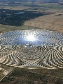 Gemasolar Thermosolar Plant