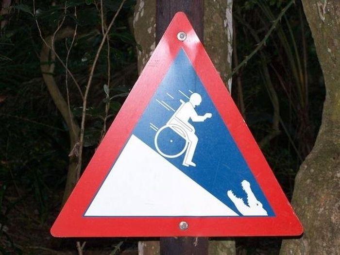 Very Strange Signs