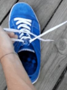 Tie Your Shoes in a Second