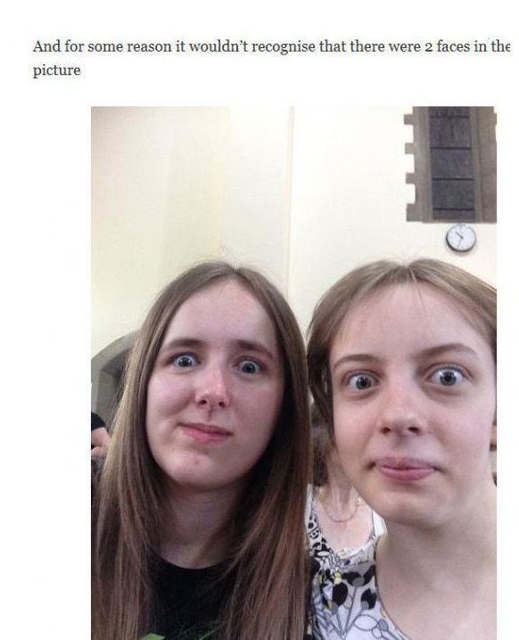 Faceswap App Fail