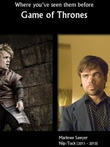 "The ""Game of Thrones"" Actors Before"