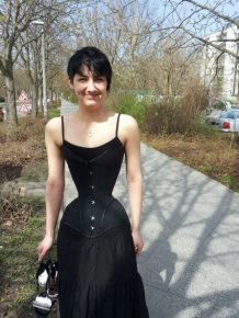 Wearing Corset for Three Years