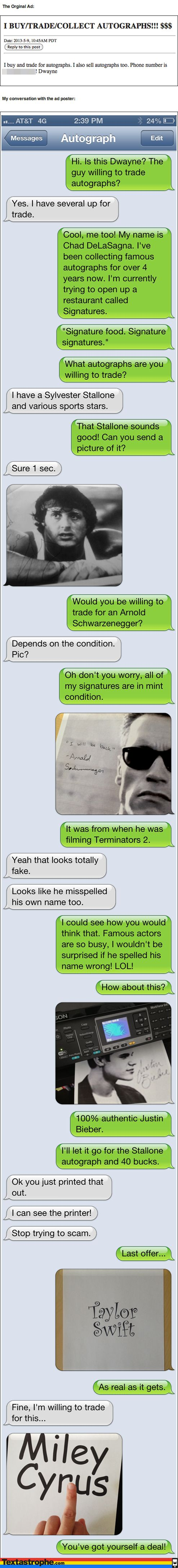 Awesome Trolling