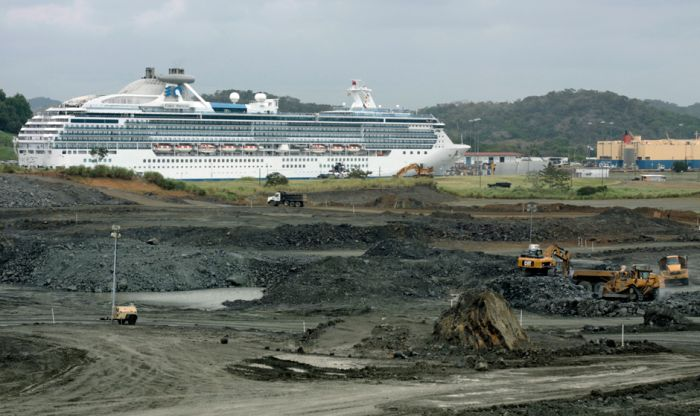 Panama Canal Turns 100, part 100