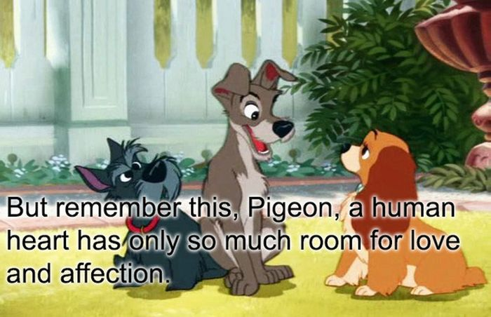Profound Disney Movie Quotes