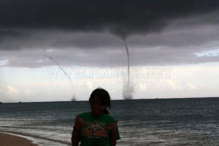 Hawaiian Tornadoes