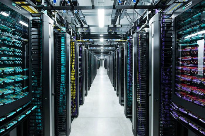 Facebook's New Data Center in Sweden