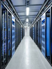 Facebook's New Data Center in Sweden