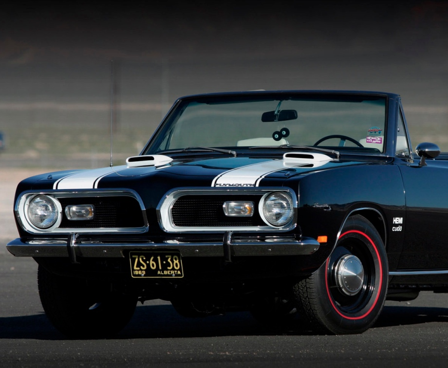 American Muscle Cars, part 12