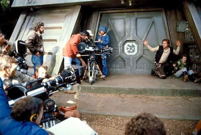 Star Wars Behind The Scenes