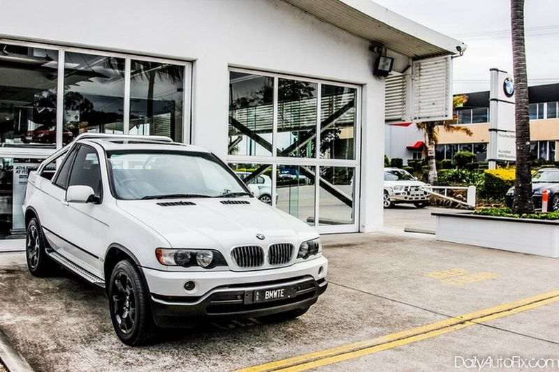 BMW X5 Pick-up