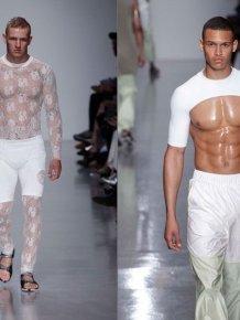 Crazy Men Fashion of London Fashion Week