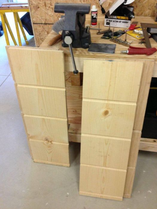 Homemade Video Game Cabinet