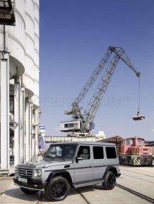 Mercedes-Benz G-class VAZ Edition