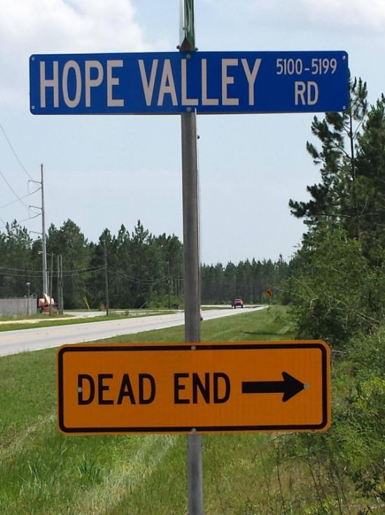 Interesting Signs