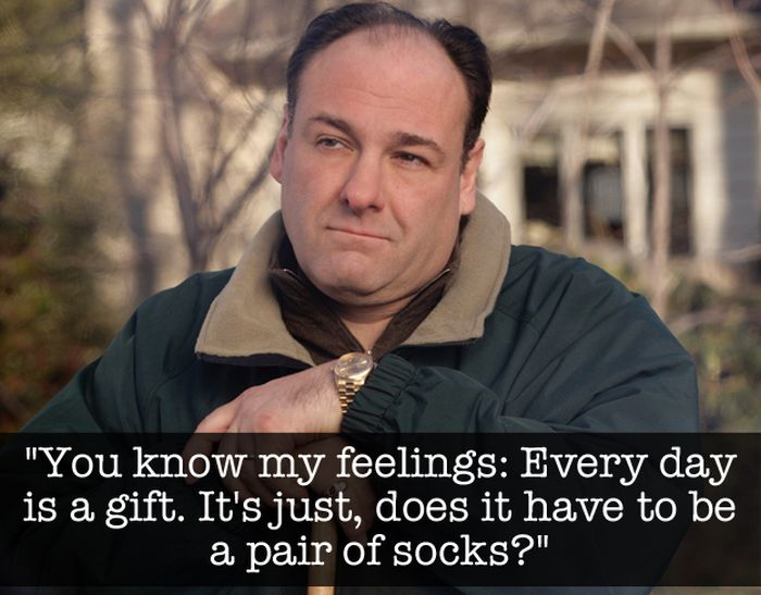 As Told By Tony Soprano