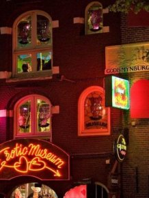 Photos of Red Light District, Amsterdam