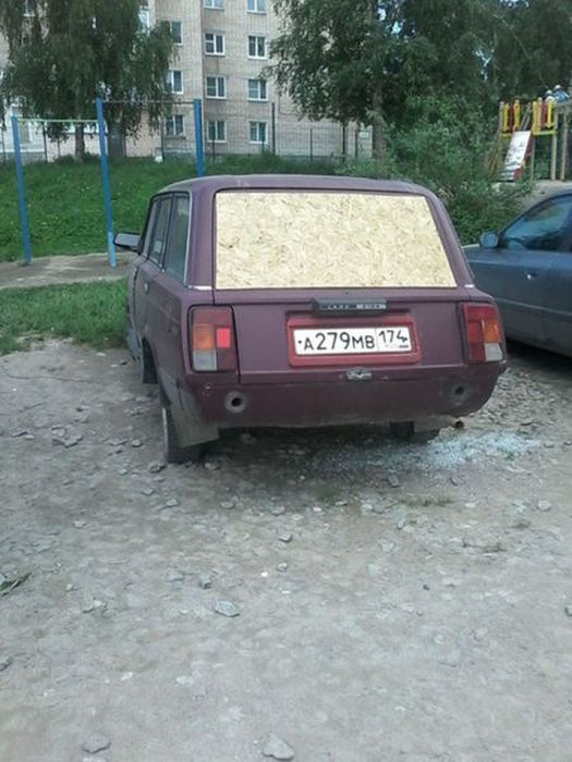 Welcome to Russia, part 3